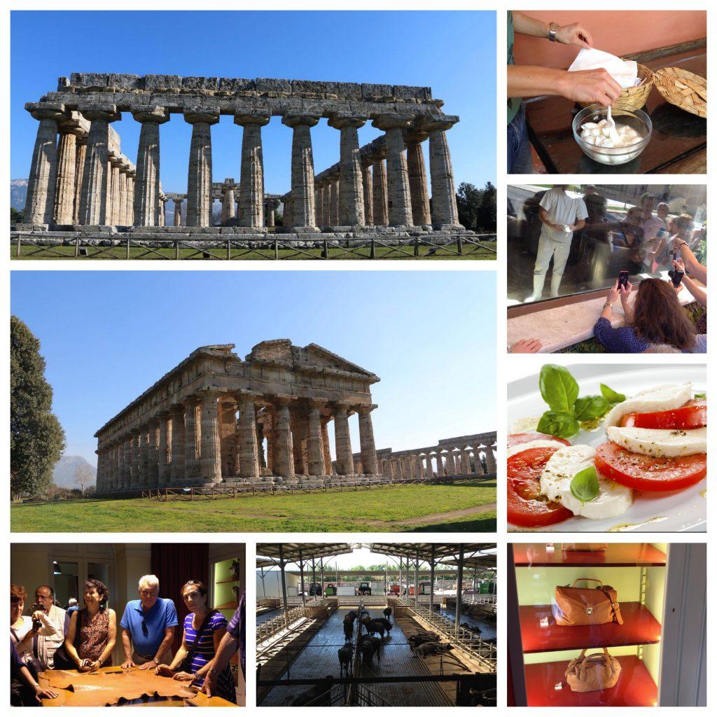 Paestum, Templi e Mozzarella